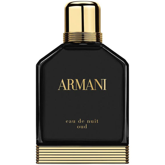 Armani Eau De Nuit Oud By Armani EDP 50ml For Men