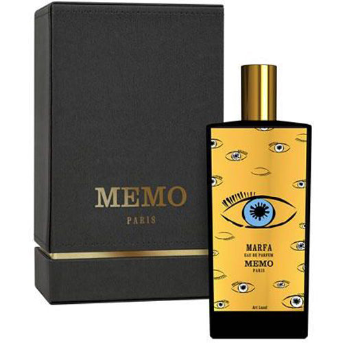 Marfa By Memo EDP 75ml For Men and Women