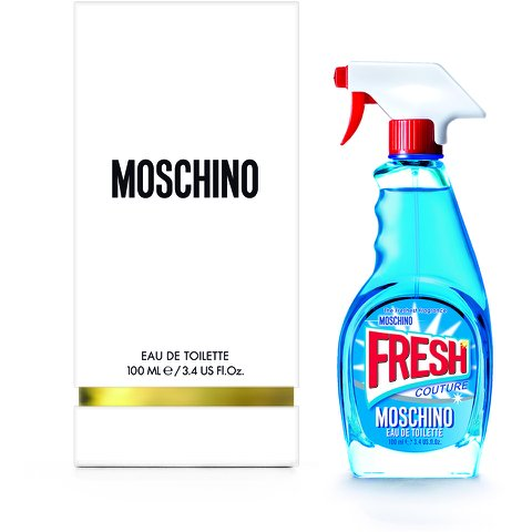 Moschino Fresh Couture By Moschino EDT 100ml For Women