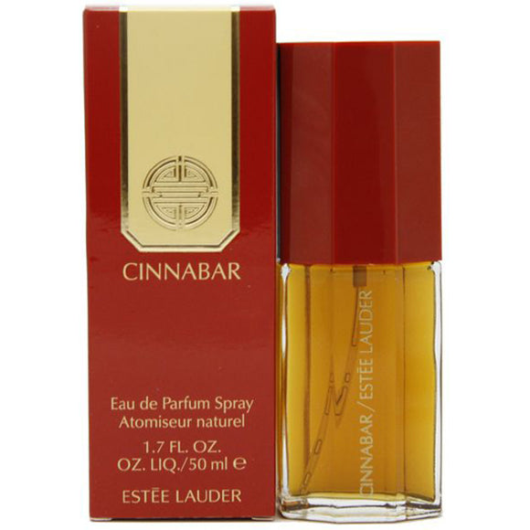 Estee Lauder Cinnabar By Estee Lauder EDP 50ml For Women