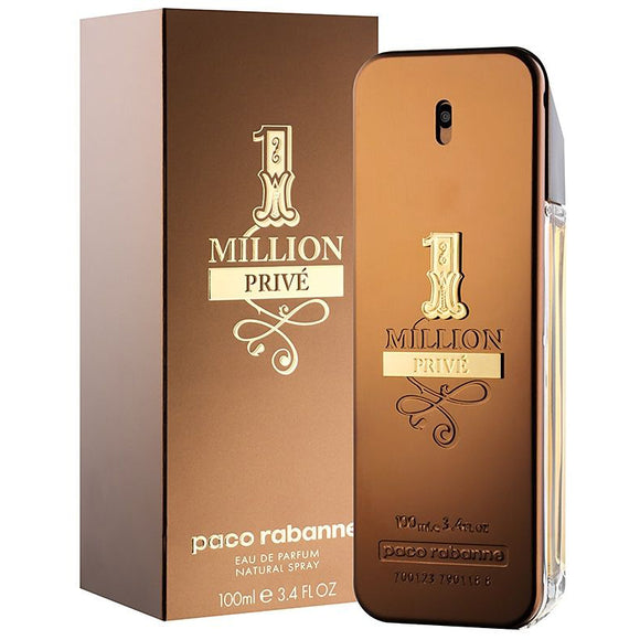 1 Million Prive By Paco Rabanne EDT 100ml For Men