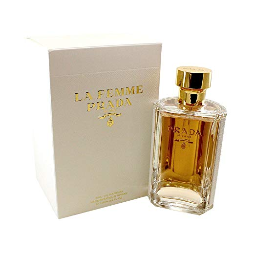 Prada La Femme By Prada EDP 100ml For Women