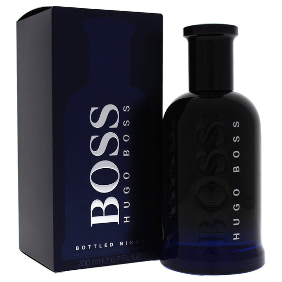 Boss The Sect By hugo boss EDT 200ml For Men
