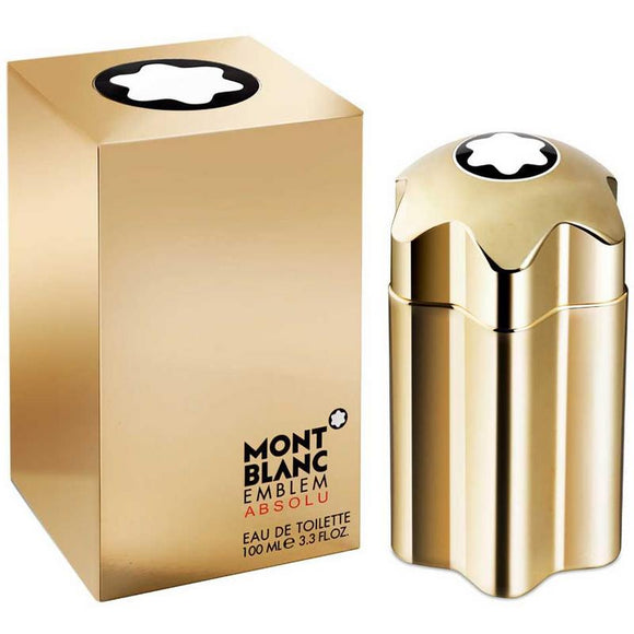 Mont Blanc Emblem Absolu By Mont Blanc EDT 100ml For Men