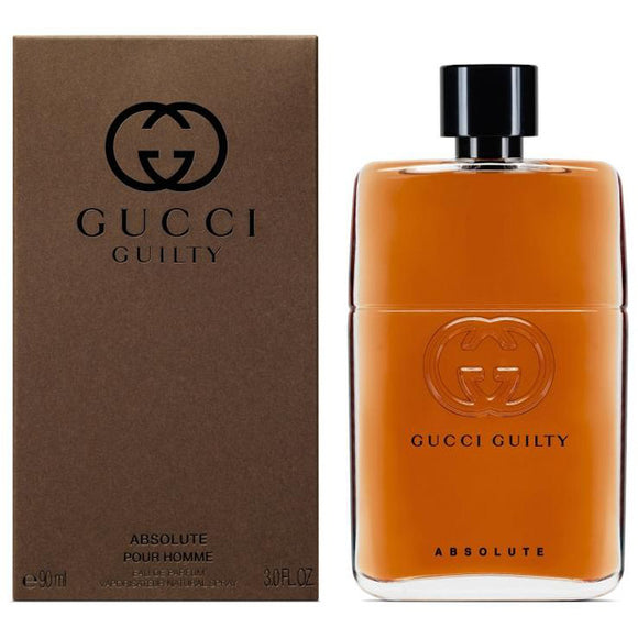 Gucci Guilty Absolute By Gucci EDP 90ml For Men
