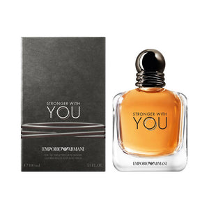 Armani Stronger With You By Armani EDT 100ml For Men