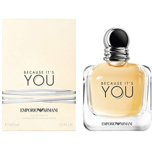 Armani Because It's You By Armani EDP 100ml For Women