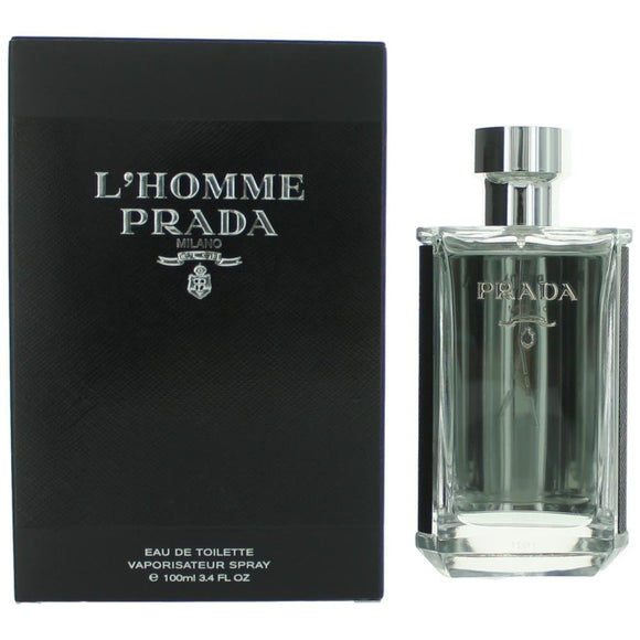 Prada L'Homme Int By Prada EDP 100ml For Men
