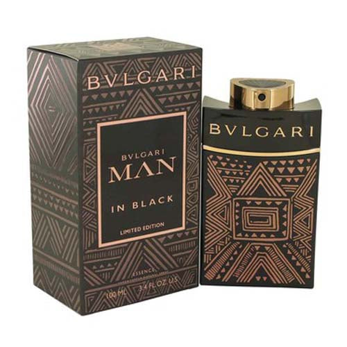 Bvlgari Man in Black L/E By Bvlgari EDP 100ml For Men