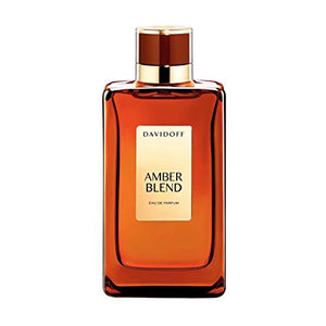 Amber Blend By Davidoff EDP 100ml For Men