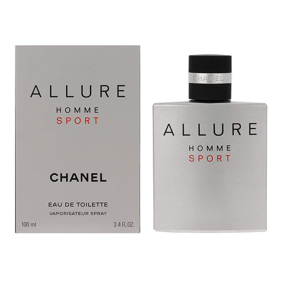 Chanel Allure Homme Sport Cologne By Chanel EDT 100ml For Men