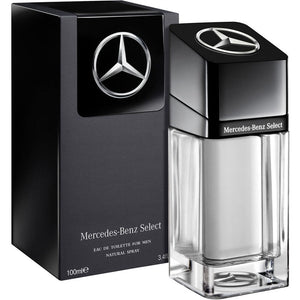 Mercedes Benz Select By Mercedes EDT 100ml For Men