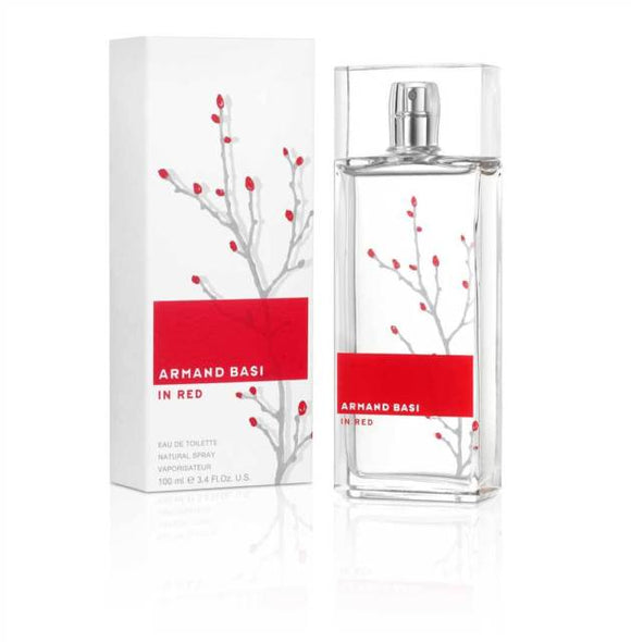 Armand Basi - In Red by Armand Basi EDT 100ml (Women)