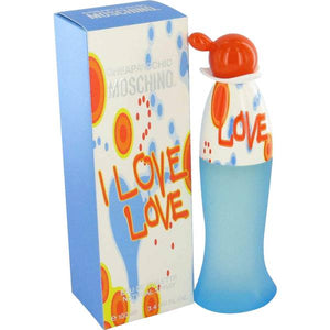 Moschino - I Love by Moschino EDP 100ml (Women)