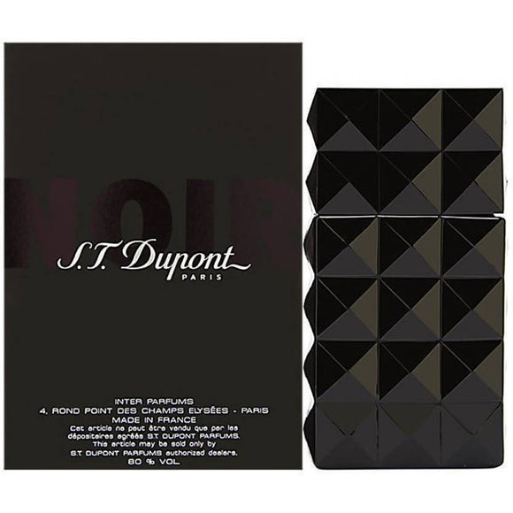 S.T. Dupont - Noir By S.T. Dupont EDT 50ml For Men