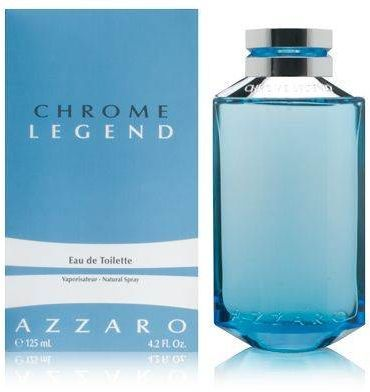 Azzaro - Chrome - Legend by Azzaro EDT 125ml (Men)