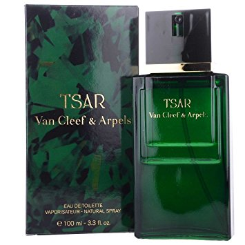 Tsar - New by Van Cleef & Arpels EDT 100ml (Men)