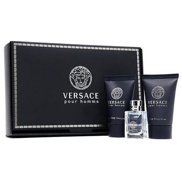 Versace - Pour Homme By Versace set 3x1ml For Men