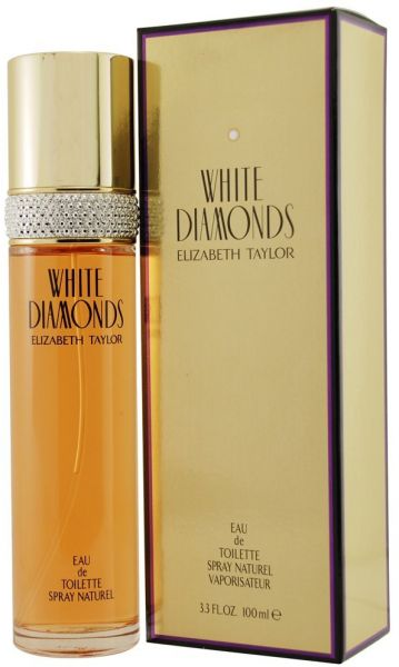 White Diamond by Elizabeth Taylor EDT 100ml (Women)
