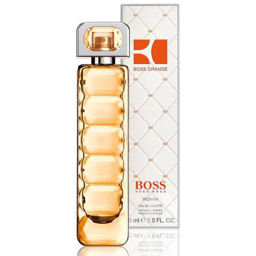 Boss Orange By Hugo Boss EDP 75ml For Women