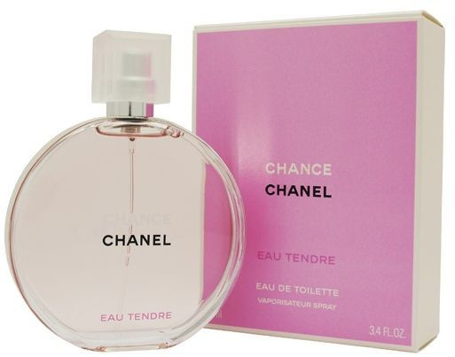 Chanel Chance Eau Tender by Chanel EDT 100ml (Women)