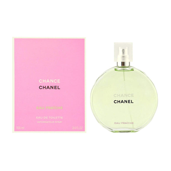 Chanel Chance Eau Fraich By Chanel EDT 100ml For Women