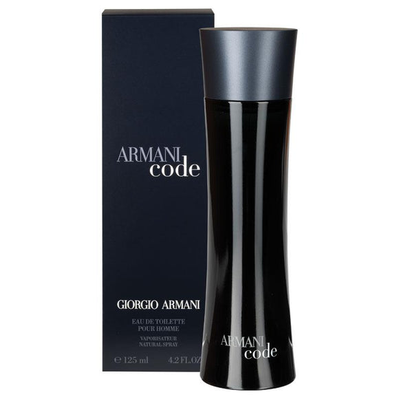 Armani - Code by Armani EDT 125ml (Men)