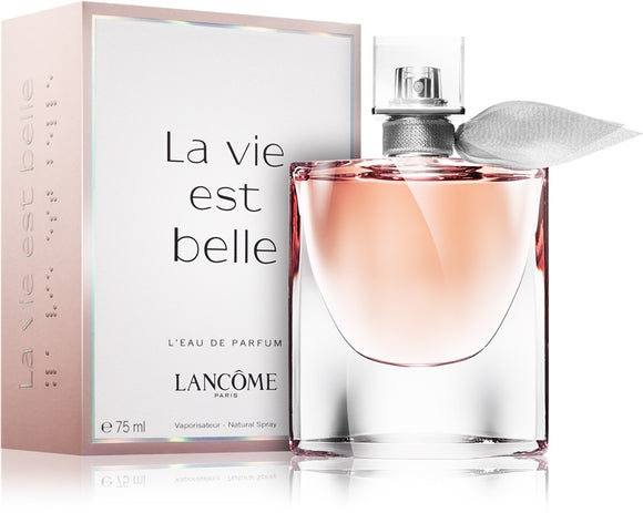 La Vie Est Belle by Lancome Eau De Parfum Spray 2.5 oz 75ml (Women)