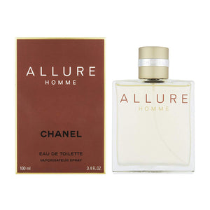 Chanel - Allure By Chanel EDT 100ml For Men