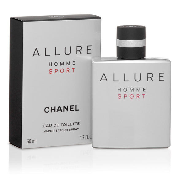 Chanel - Allure Sport Homme by Chanel EDT 50ml (Men)