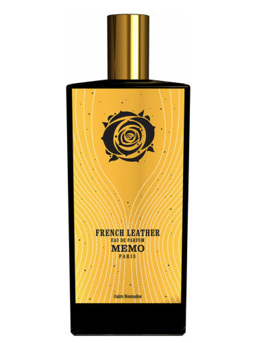 French Leather Memo Eau De Parfum for Women and Men 100ml