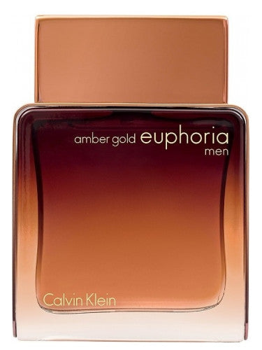 Euphoria Amber Gold By Calvin Klein EDP 100ml For Men