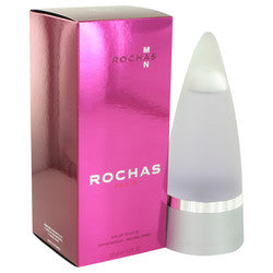 Rochas Man by Rochas Eau De Toilette Spray 3.4 oz (Men)