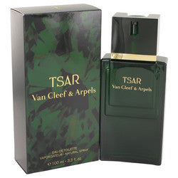 TSAR by Van Cleef & Arpels Eau De Toilette Spray 3.4 oz (Men)