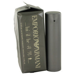 EMPORIO ARMANI by Giorgio Armani Eau De Toilette Spray 3.4 oz (Men)