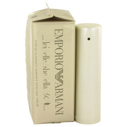 EMPORIO ARMANI by Giorgio Armani Eau De Parfum Spray 3.4 oz (Women)