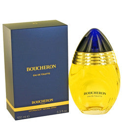 BOUCHERON by Boucheron Eau De Toilette Spray 3.4 oz (Women)