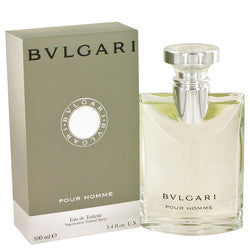 BVLGARI (Bulgari) by Bvlgari Eau De Toilette Spray 3.4 oz (Men)