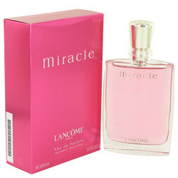 MIRACLE by Lancome Eau De Parfum Spray 3.4 oz (Women)