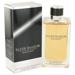 Silver Shadow by Davidoff Eau De Toilette Spray 3.4 oz (Men)
