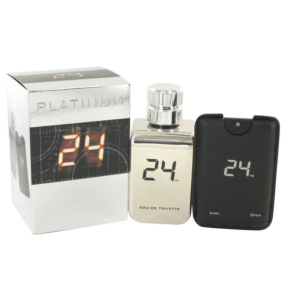 24 The Fragrance Platinum By Jack Bauer EDT 100ml For Men