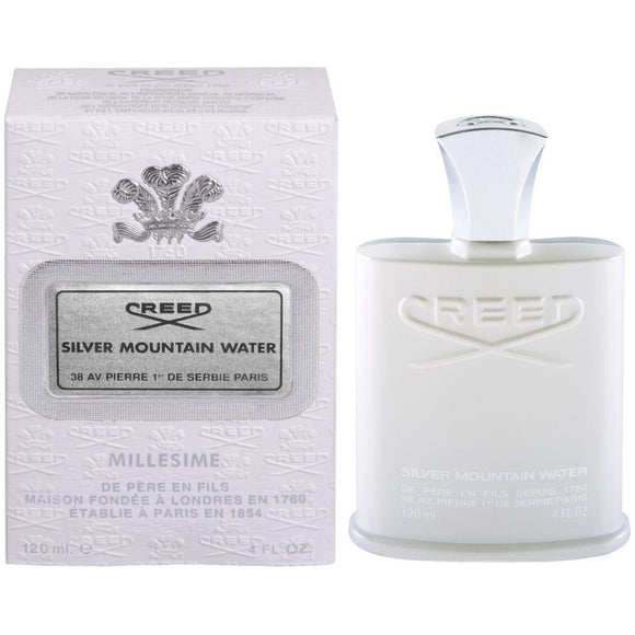 Creed - White Silver Moutain By Creed EDP 120ml For Men and Women