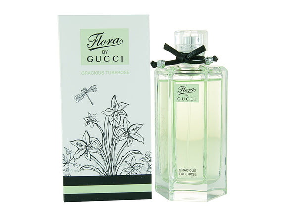 Gucci Flora Tuberose by Gucci EDT 100ml (Women)