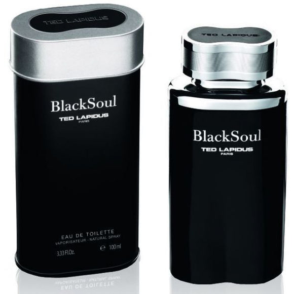 Ted Lapidus Black Soul By Ted Lapidus EDT 100ml For Men