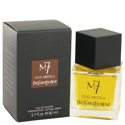 M7 Oud Absolu by Yves Saint Laurent Eau De Toilette Spray 2.7 oz (Men)
