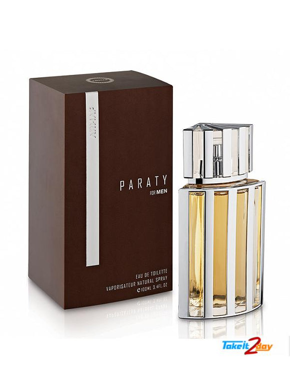 Paraty For Men by Armaf Series EDP 100ml (Men)