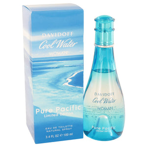 Cool Water Pure Pacific by Davidoff EDT 100ml (Women)