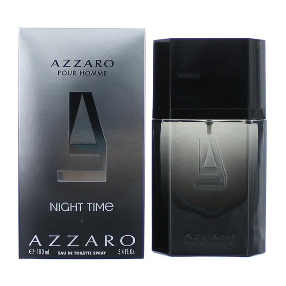 Azzaro Night Time By Azzaro EDT 100ml For Men