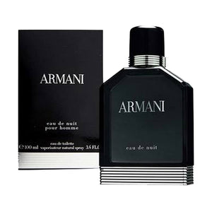 Armani Eau De Nuit By GIORGIO Armani EDT 100ml For Men