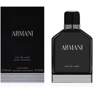Armani Eau De Nuit By Armani EDT 100ml For Men